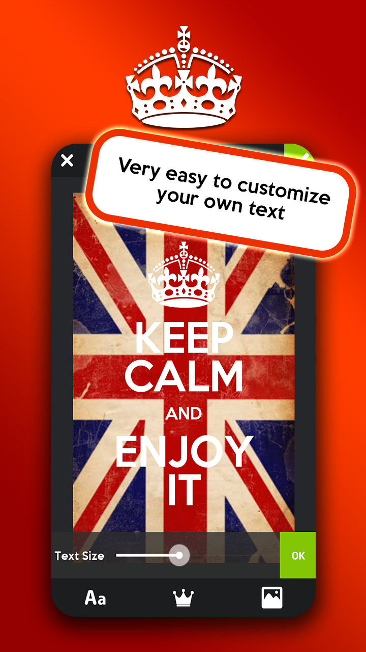 Amazon.com: Keep Calm Generator: Appstore for Android