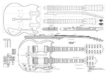 Electric Guitar Dimensions Diagram Free Wiring Diagram For You