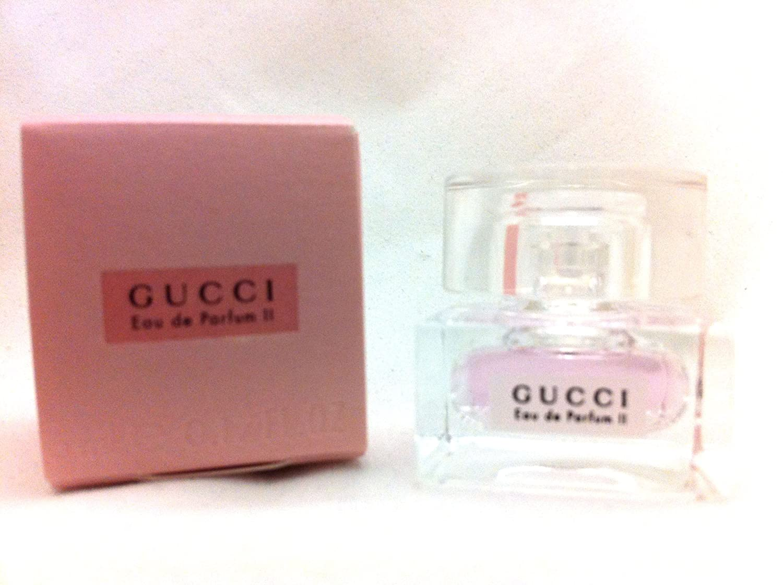 Amazoncom Gucci 3 For Women By Gucci 013 Oz Parfum Mini