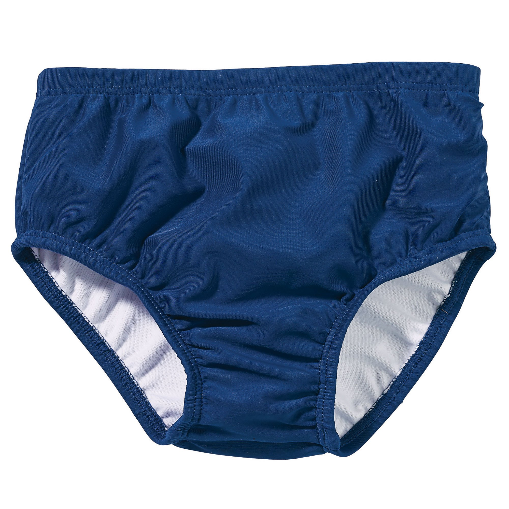 Navy Blue Baby Boy Swim Diaper by Sun