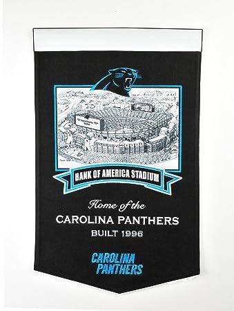 Winning Streak NFL Carolina Panthers Bank of America Stadium Banner