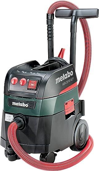 Metabo 602058000 602058000-Aspirador para seco y húmedo ASR 35 M ACP 1400W depósito 35 litros: Amazon.es: Bricolaje y herramientas