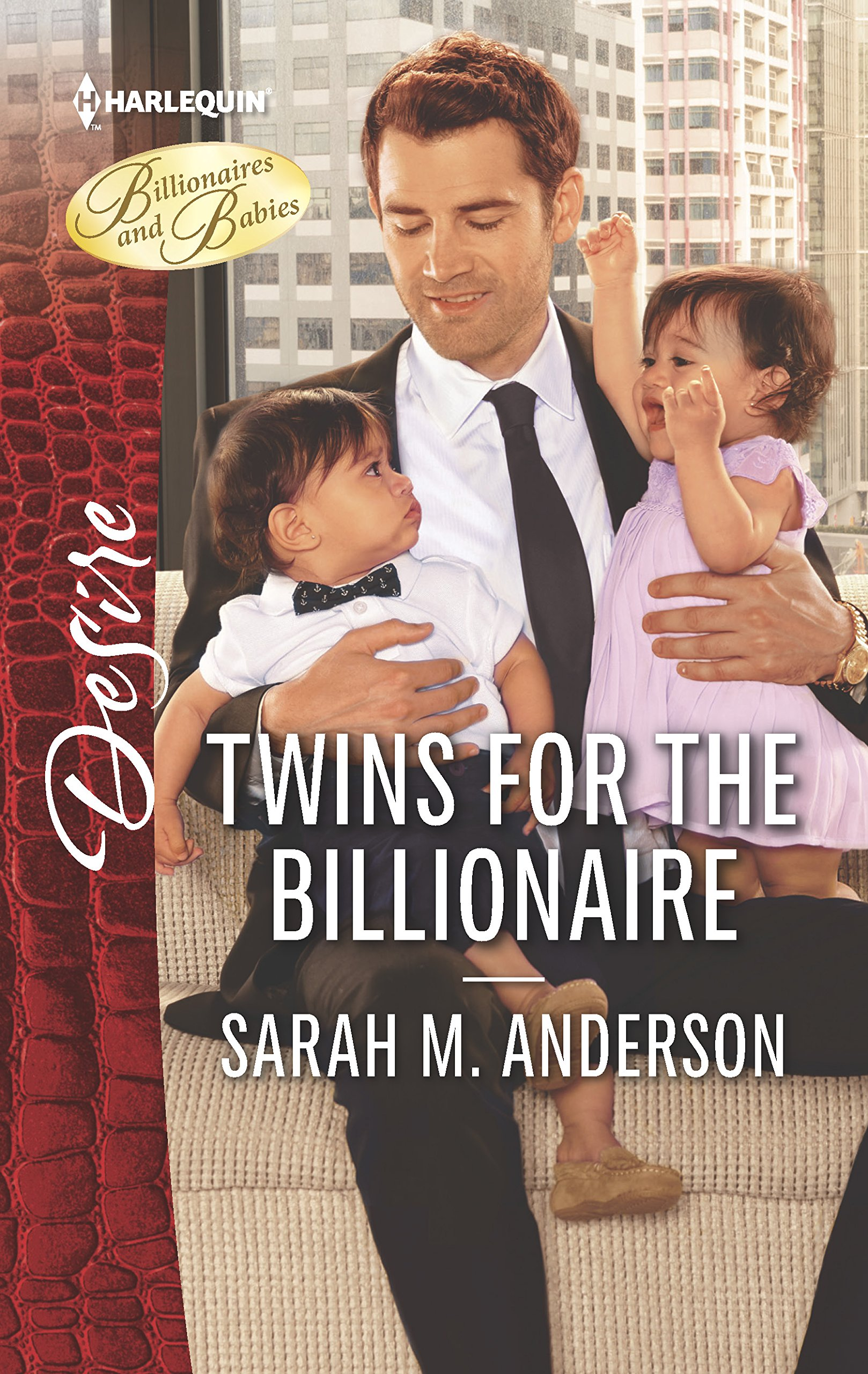 Twins for the Billionaire (Billionaires and Babies) pdf