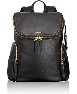 Amazon.com   Tumi Women s Voyageur Leather Daniella Small Backpack ... cf1aba5388