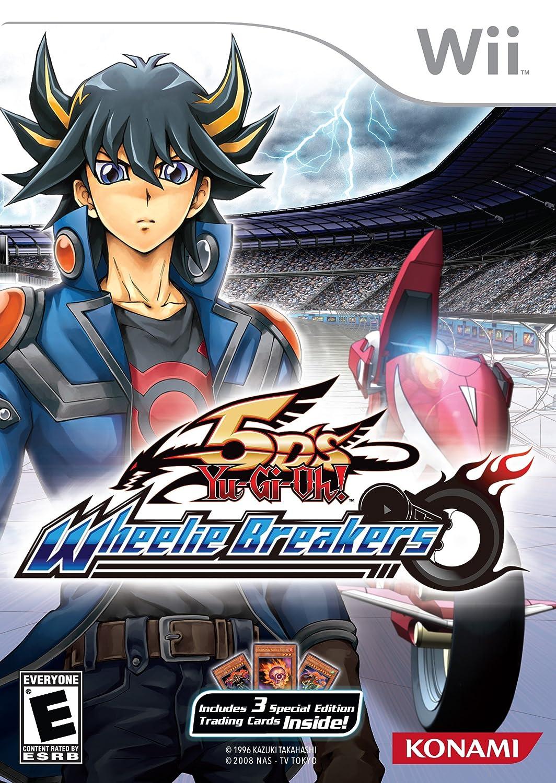 Yu-Gi-Oh! 5Ds Wheelie Breaker - Wii Standard Edition: Wii