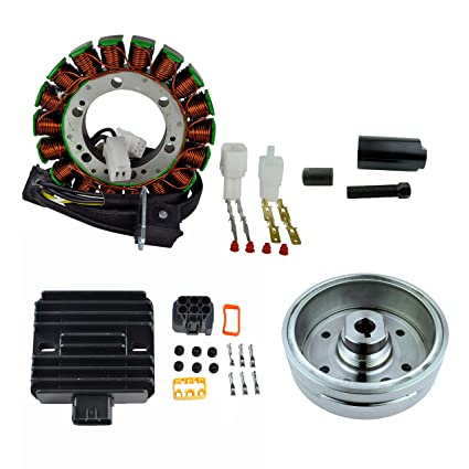 Amazoncom Kit Improved Flywheel Flywheel Puller Stator