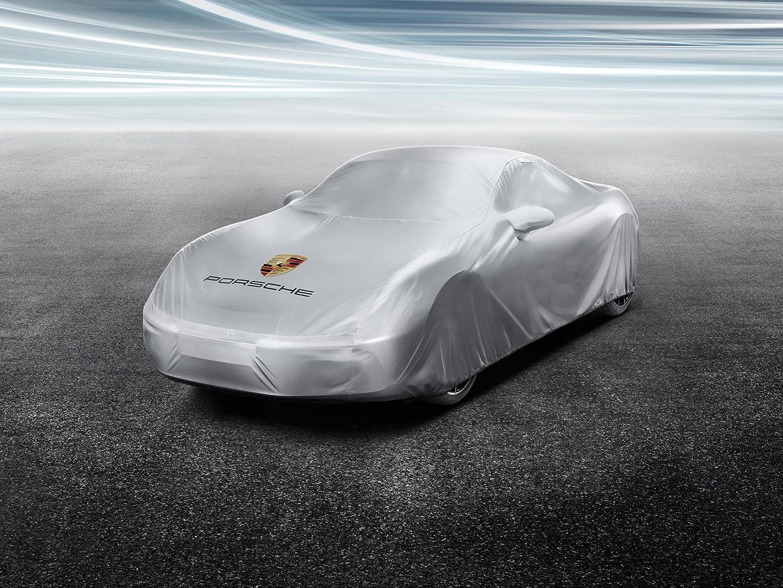 DNSJB Porsche Boxster 718 T Car Cover Car B/âche All Weather Cover Respirant La Pleine Voiture Ext/érieure Anti-poussi/ère Couverture UV Anti-Pluie R/ésistant Aux Rayures Cr/ème Solaire Coupe-Vent