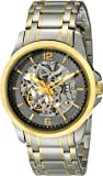 Relic Men's ZR12109 Automatic Silver & Gold Two-Tone Watch