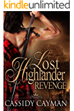 Revenge (Book 3 of Lost Highlander series)