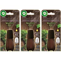 Air Wick Essential Mist Refill - Limited Edition Holiday Collection - Woodland Pine - Net Wt. 0.67 FL OZ (20 mL) Per…