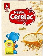 Nestlé CERELAC Oats Infant Cereal Bag in Box 200g