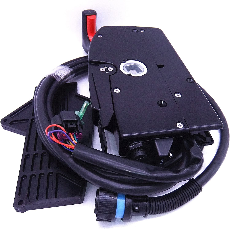 14 Pin Mercury Control Box Wiring