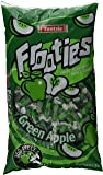 Green Apple Tootsie Roll Frooties Chewy Candy - 38.8 OZ 360-piece Bag (Gluten Free ~ Peanut Free)