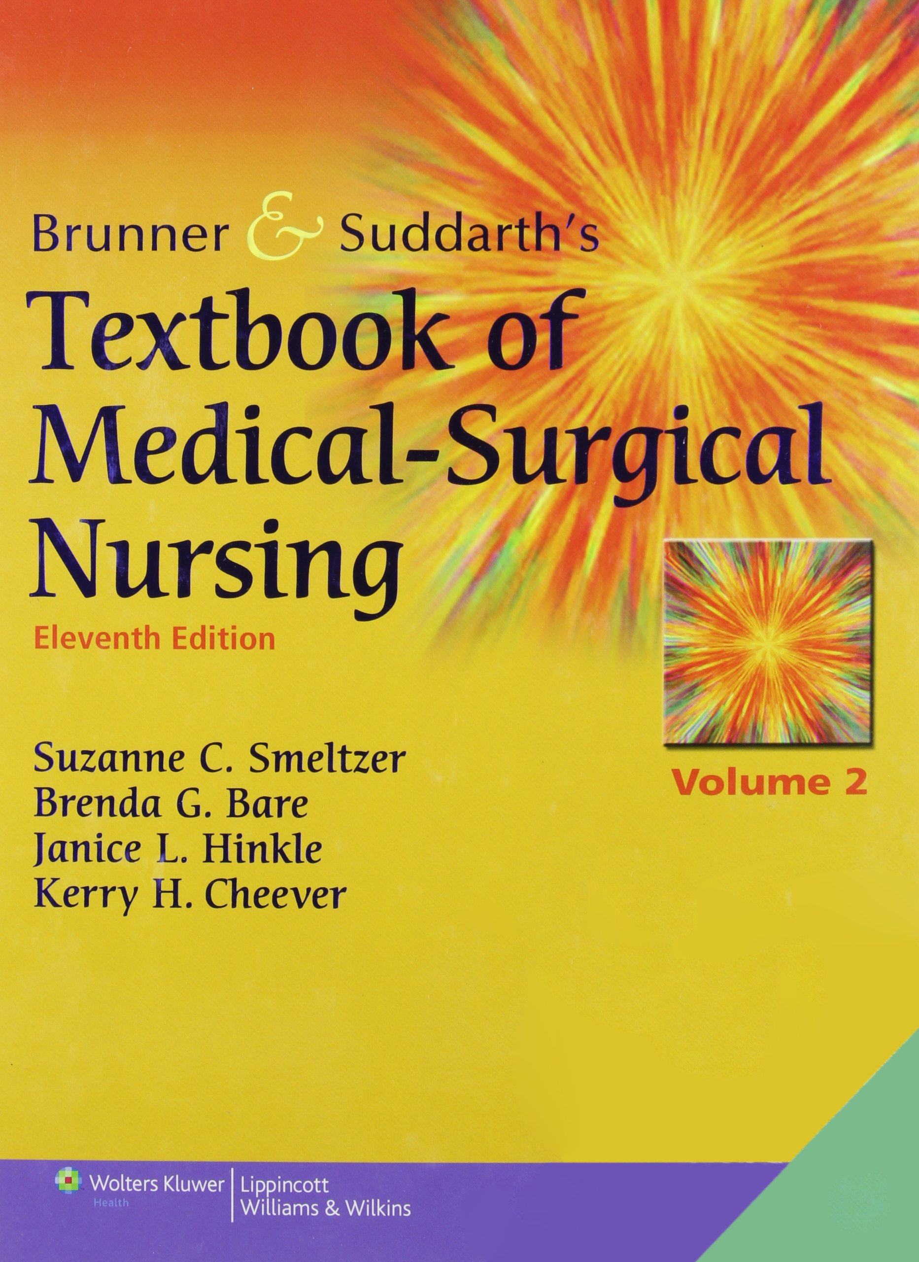 Brunner suddarths textbook of medical surgical nursing suzanne c brunner suddarths textbook of medical surgical nursing suzanne c smeltzer brenda g bare janice l phd hinkle kerry h phd cheever fandeluxe Images