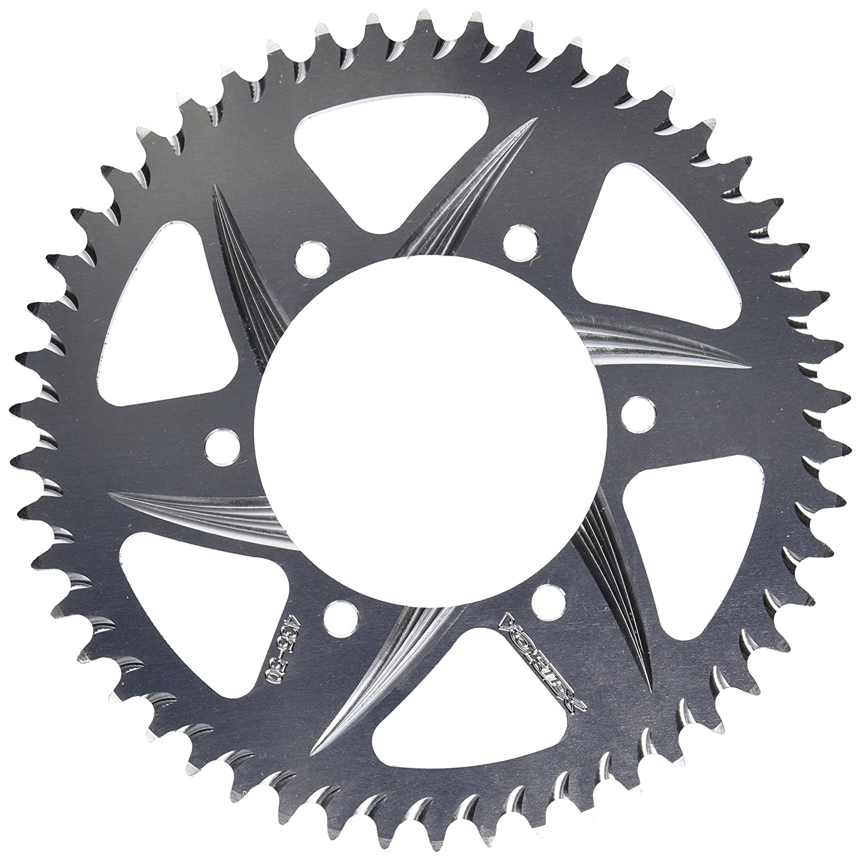 Vortex 435-50 Silver 50-Tooth 520-Pitch Rear Sprocket