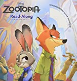 Zootopia Read-Along Storybook & CD (Read-Along Storybook and CD)