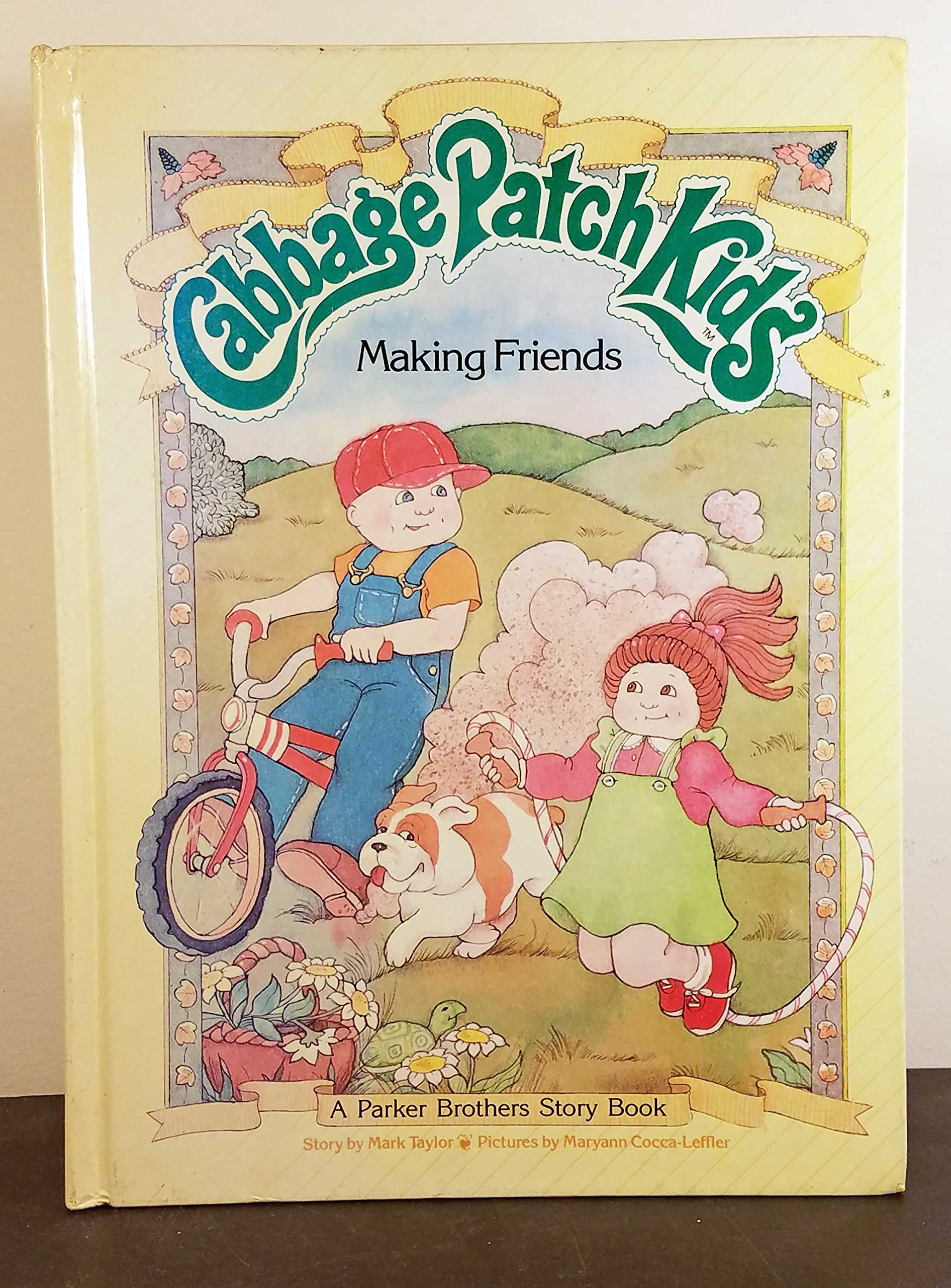 Cabbage Patch book PATCHWORK 2ND ED.
