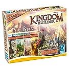 Queen Games 10363 - Kingdom Builder Big Box 2nd Edition - Basisspiel mit allen Erweiterungen und Queenies