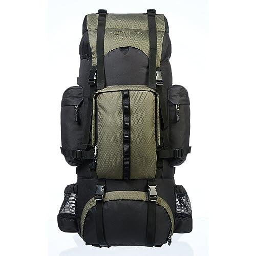 Amazonベーシック ハイキング バックパック