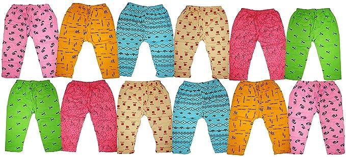 5c9b297da600 Kifayati Bazar Kid s Cotton Pyjama - Pack of 12  Amazon.in  Clothing ...