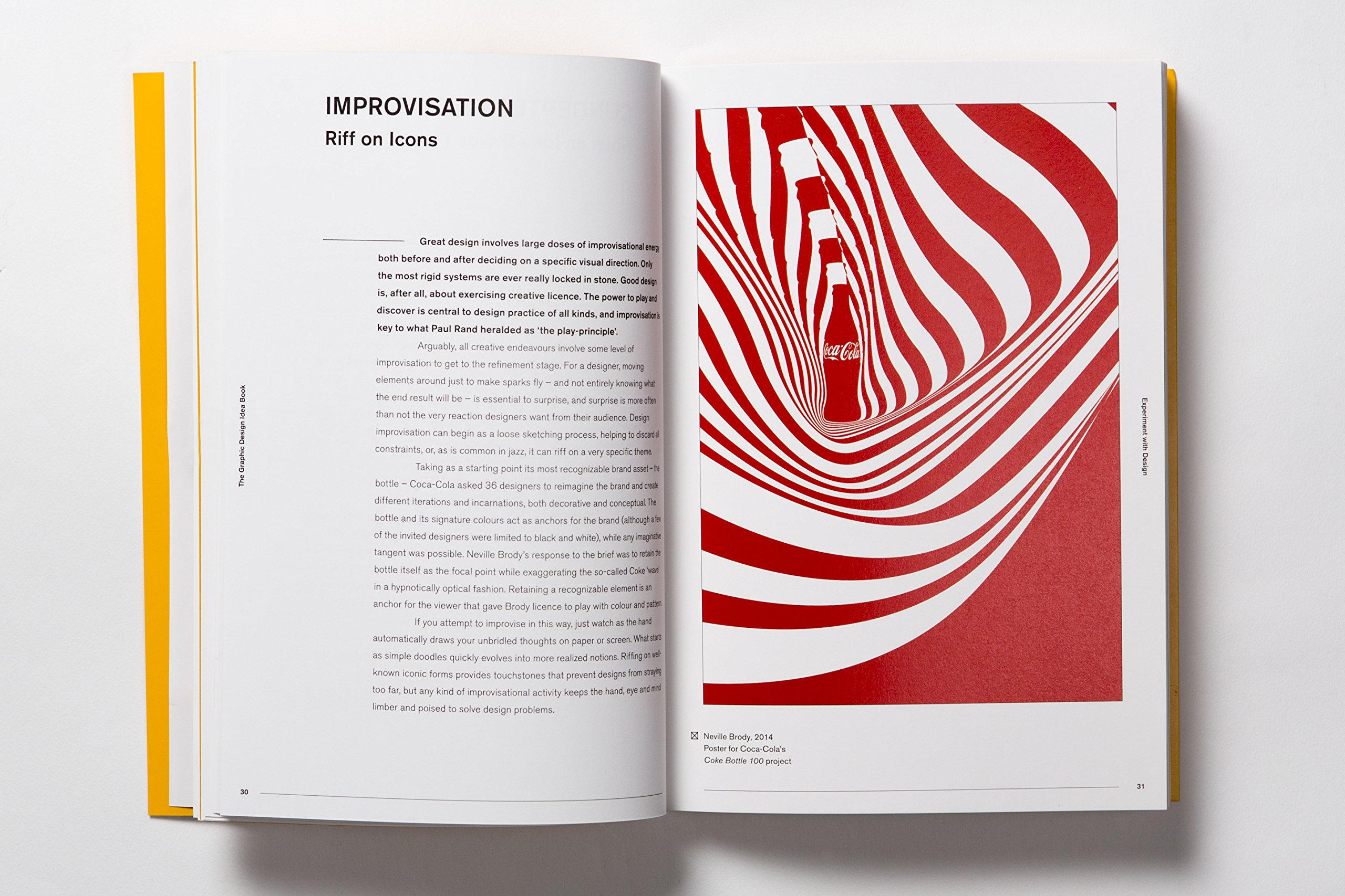 The Graphic Design Idea Book: Inspiration from 50 Masters: Steven ...