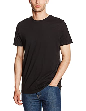 Mens Basic Short Sleeve Crew Neck T-Shirt New Look Visit Online Footlocker Online Sale Pick A Best Buy Cheap Low Price Fee Shipping Use4RkN