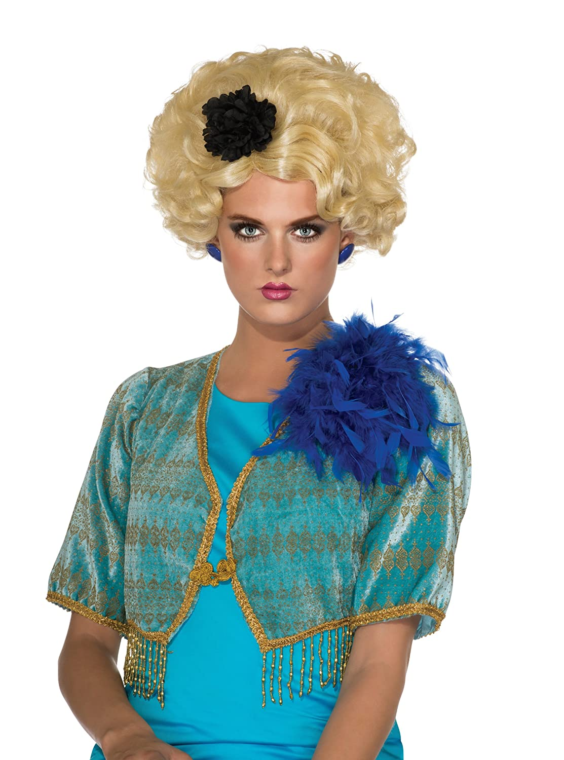 Rubies Costume Adult Chaperone Wig Blonde One Size Rubies Costume Co (Canada) 52730