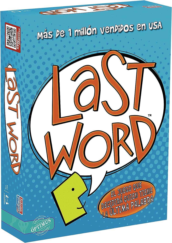 Falomir - Last Word (24012) , color/modelo surtido: Amazon.es: Juguetes y juegos
