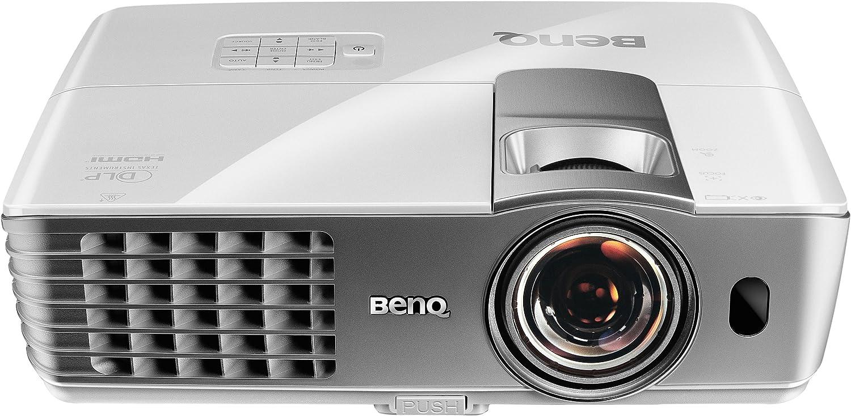 Benq W1080ST - Proyector (2000 lúmenes ANSI, USB, Mando a ...