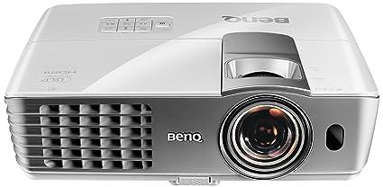 Benq W1080ST - Proyector (2000 lúmenes ANSI, USB, Mando a Distancia), Plateado