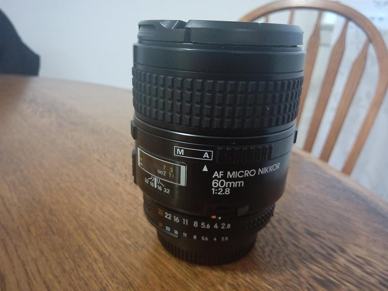 Nikon AF AF Micro Nikkor 60 : mm 1 : 60 2.8カメラレンズ B00QJ8YDHS, カラダニキクイモ:a2560f76 --- integralved.hu
