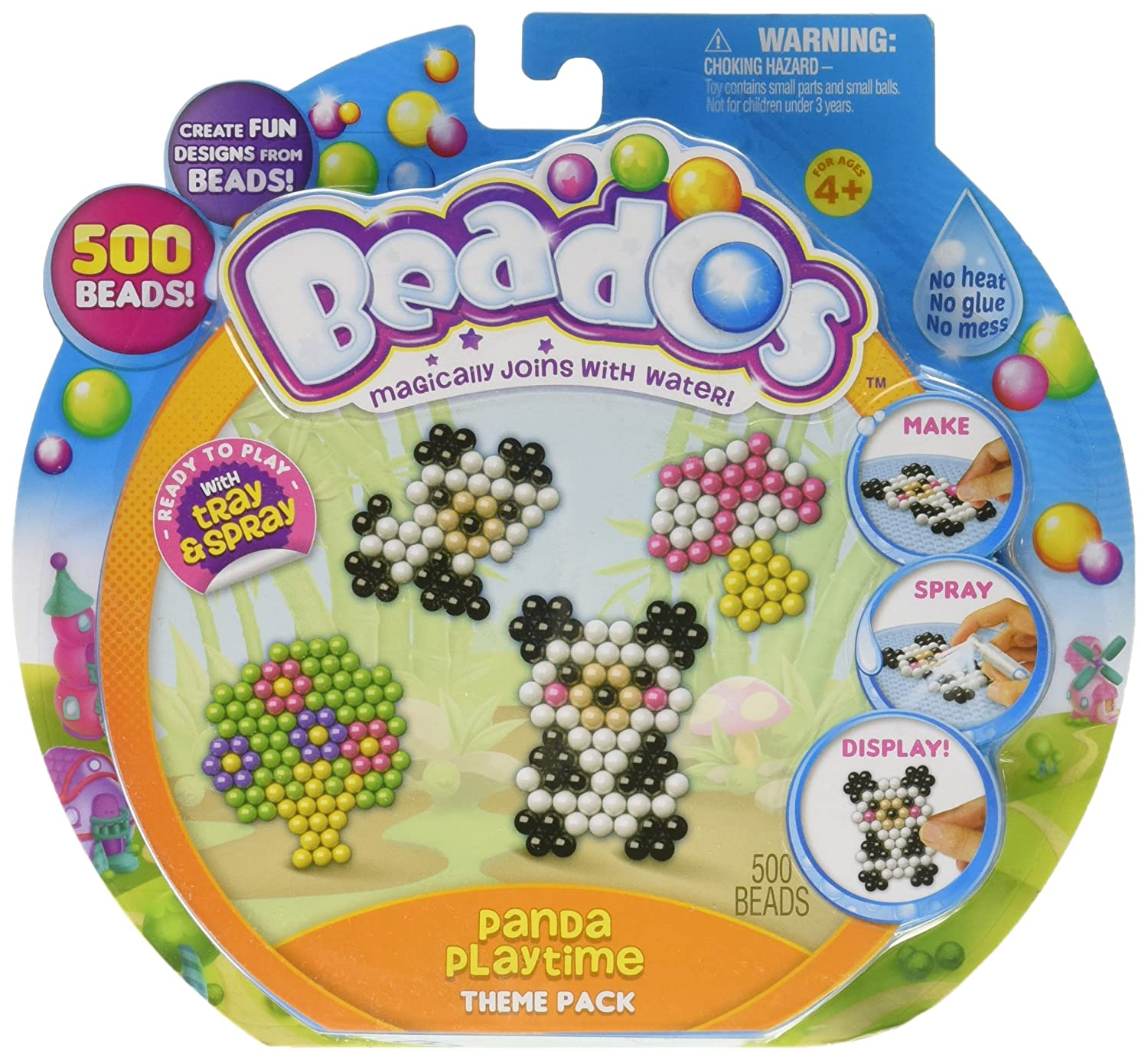 Beados Season 6 Theme Pack Panda Playtime