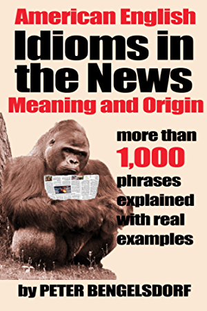 Idioms in the News - 1;000 phrases; real examples