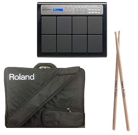 Roland SPD-20X BK Digital Percussion Pad with free: Amazon