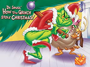 How The Grinch Stole Christmas 1966 Movie Poster.Watch How The Grinch Stole Christmas 1966 Prime Video