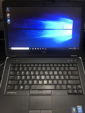 Dell Latitude E6440 - Core i5 4200M / 2 5 GHz - Windows 7 Pro 64-bit - 4 GB  RAM - 320 GB HDD - DVD-Writer - 14
