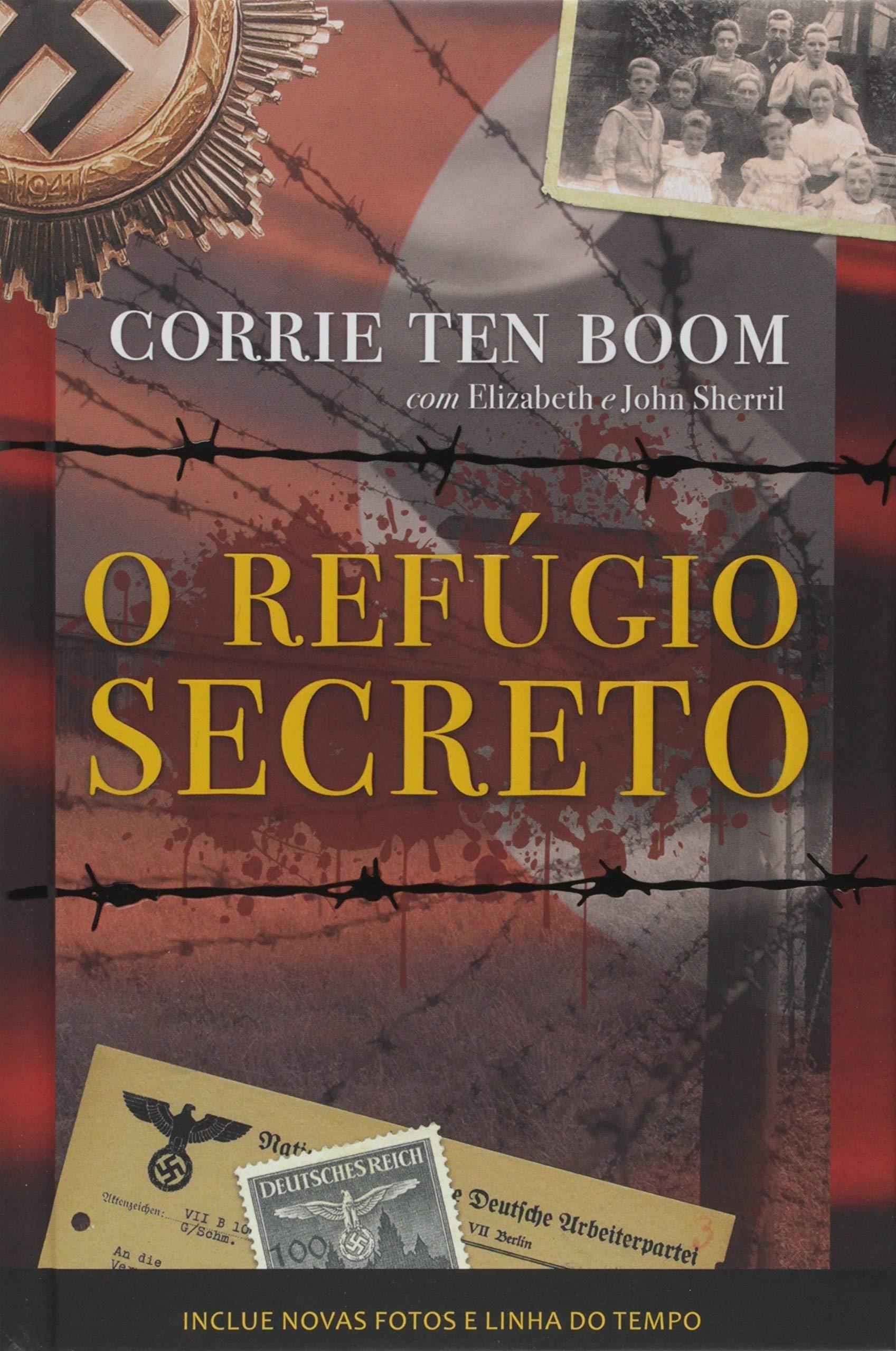 O refúgio secreto: Amazon.es: Corrie ten Boom: Libros
