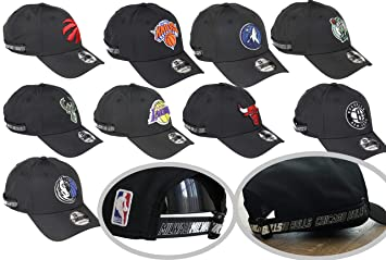 A NEW ERA Era Brooklyn Nets 9forty Adjustable Cap NBA Mono Tape ...