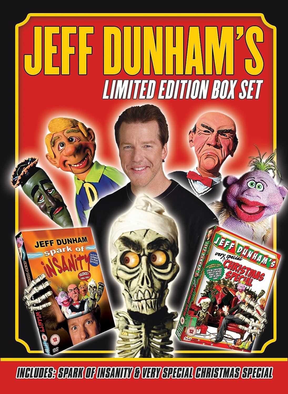 Jeff Dunham: Limited Edition Box Set [DVD] [2007]: Amazon.co.uk ...
