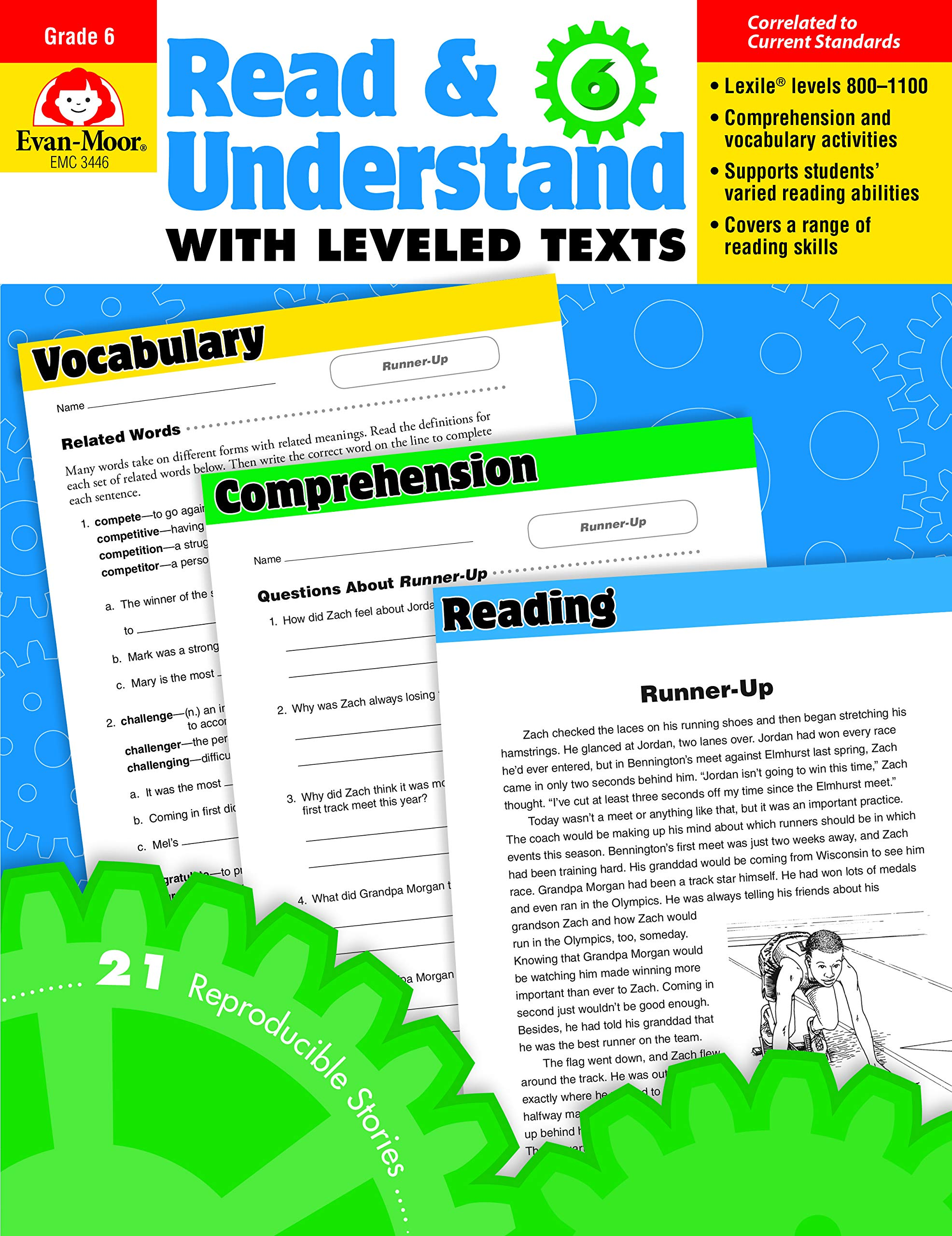 Read /& Understand with Leveled Texts Grade 1