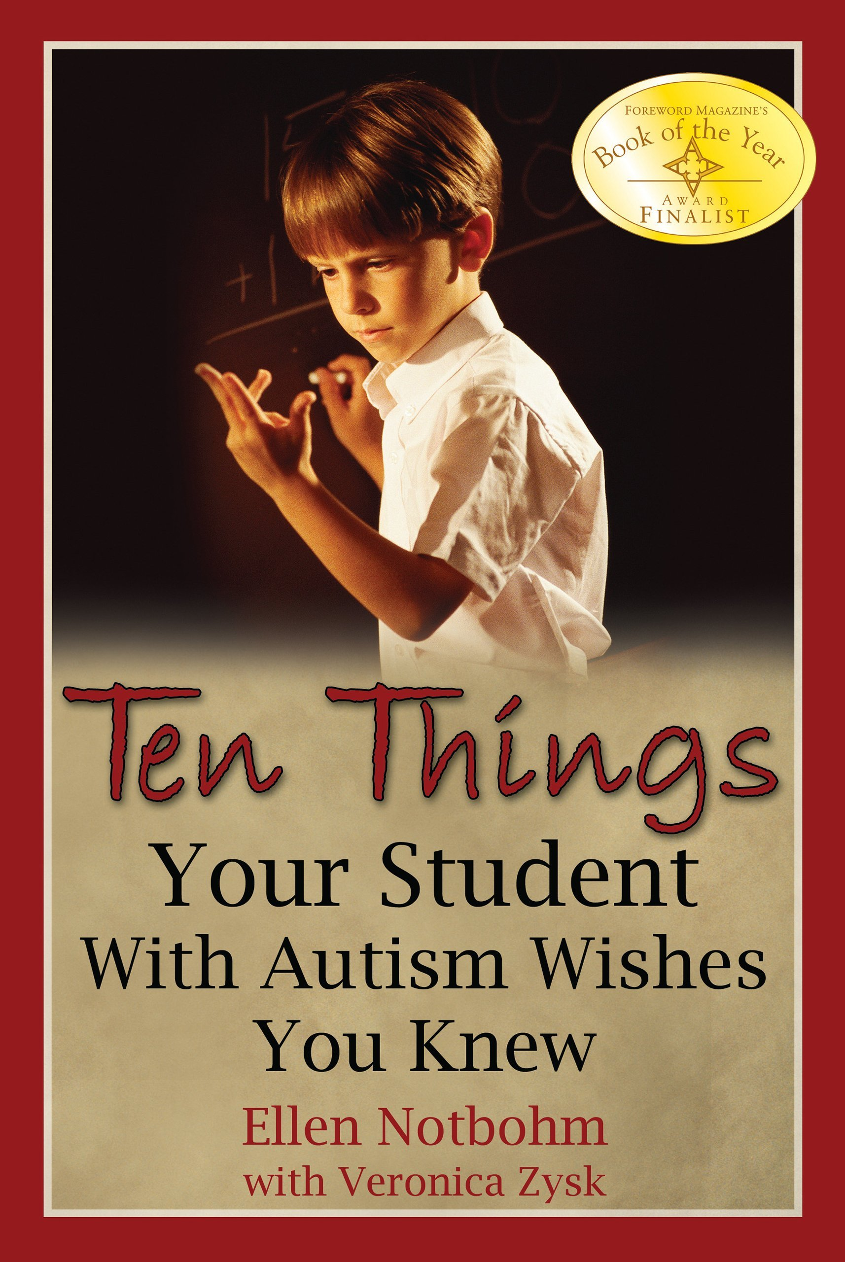 Things Your Student Autism Wishes product image