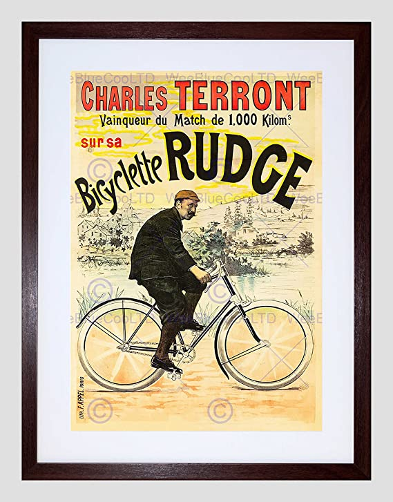 Rudge bicycle parts