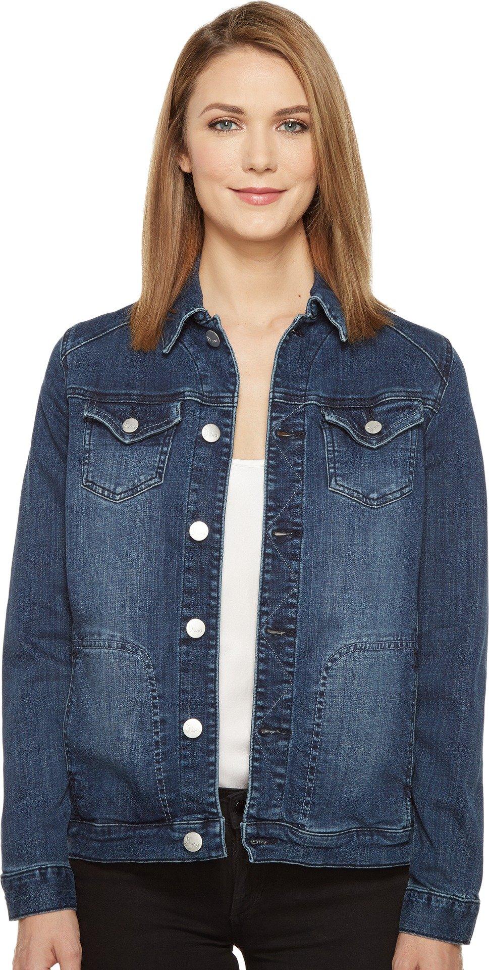 Jag Jeans Women's Lowen Denim Jacket, Thorne Blue, XS