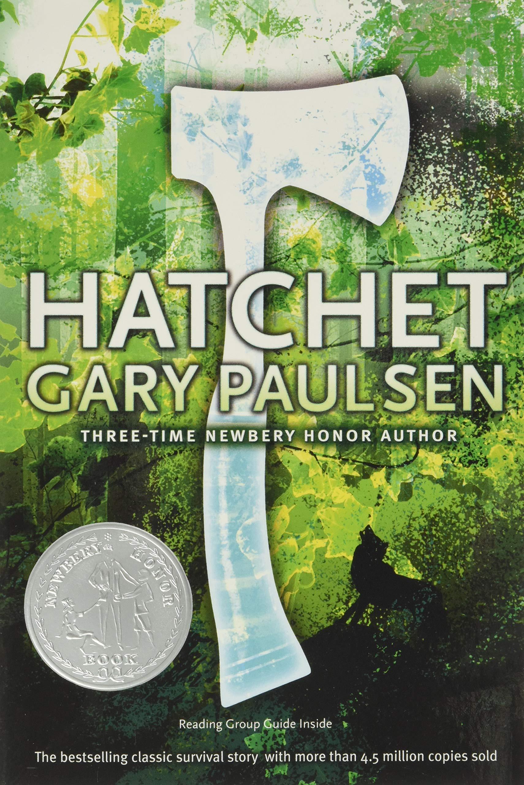 Amazon.com: Hatchet (9781416936473): Paulsen, Gary: Books