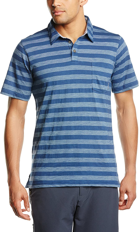 Columbia Lookout Point Polo Camiseta para Hombre