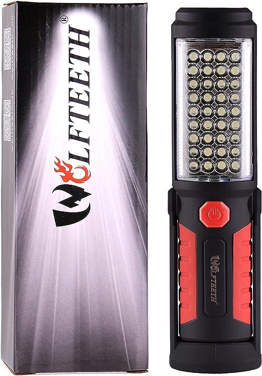 3 x lampe de travail 24 LED torche atelier lampe lampe de poche lampe de travail nouveau