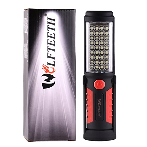 Draper 37 LED Rechargeable Magnetic Inspection Lamp
