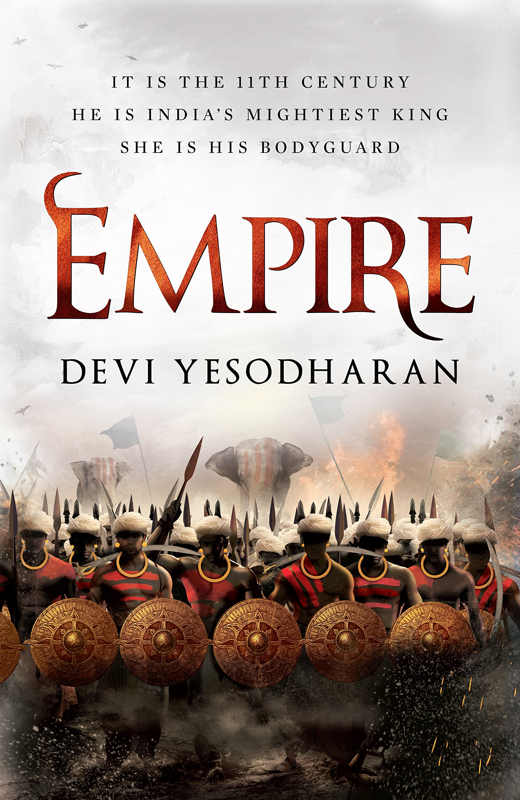 Empire - Devi Yesodharan