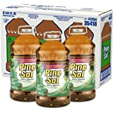 Pine-Sol 35418 Multi-Surface Cleaner, Pine Scent, 144-Ounce Bottle (Case of 3)
