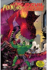 Moon Girl and Devil Dinosaur (2015-2019) #4 Kindle Edition
